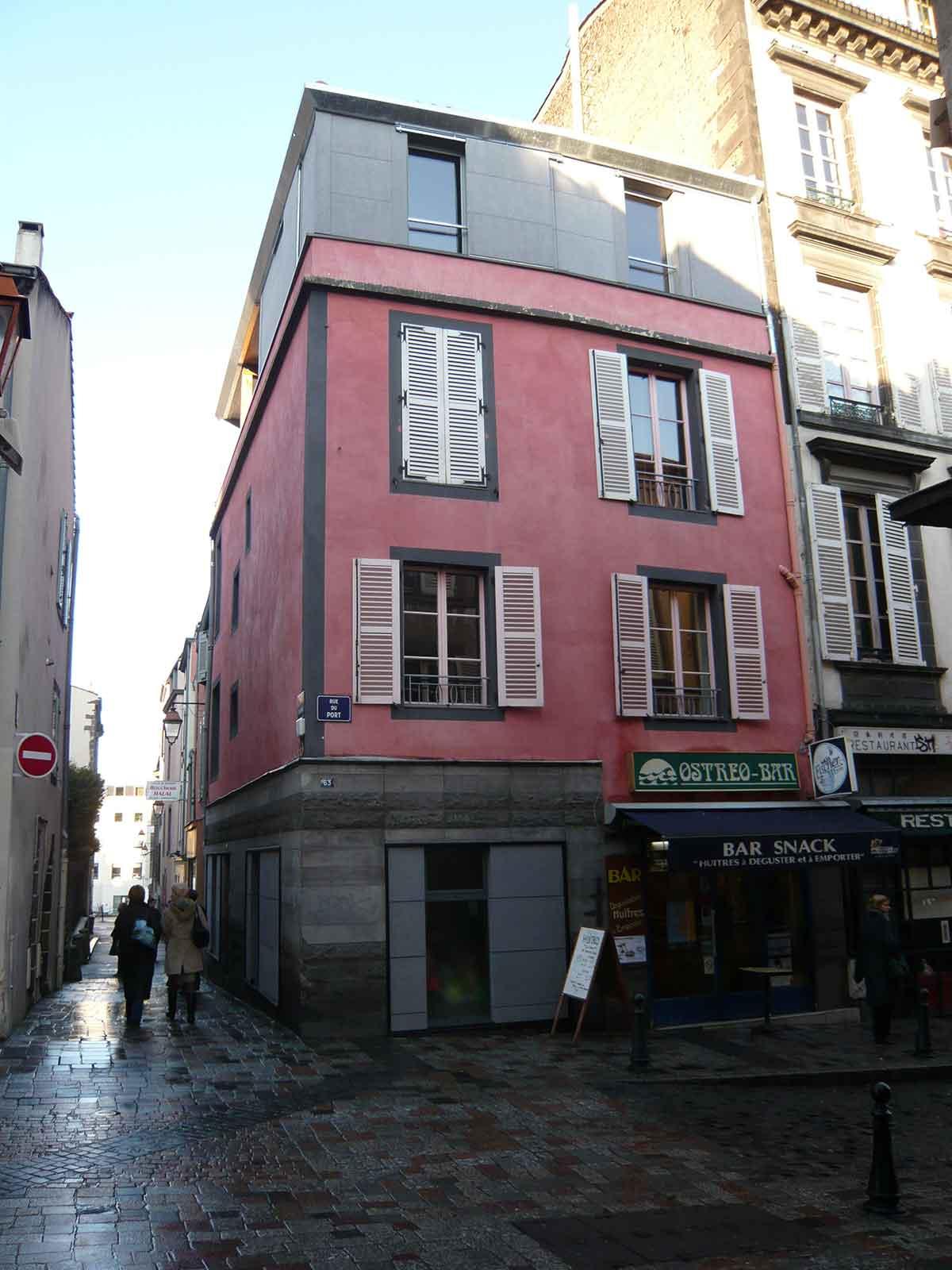 Apres surrélévation maison DD Clermont Ferrand