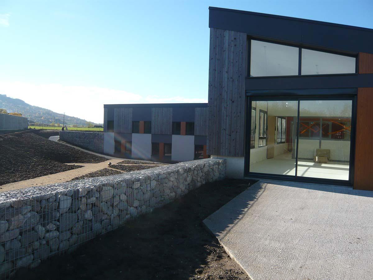 Terrasse Pérignat sur Allier