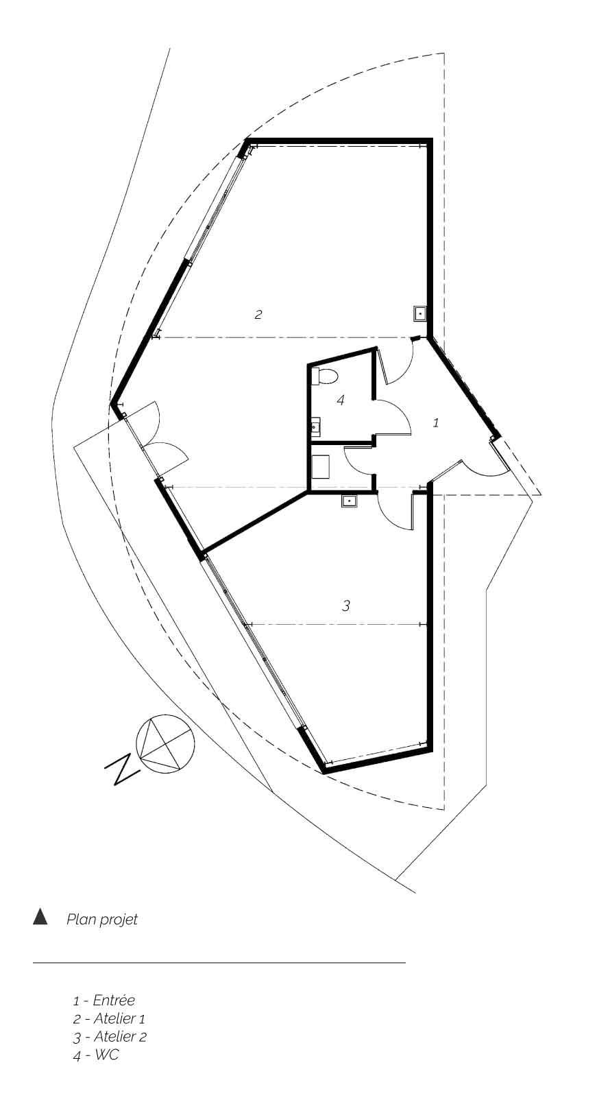 Plan de l'atelier pédagogique