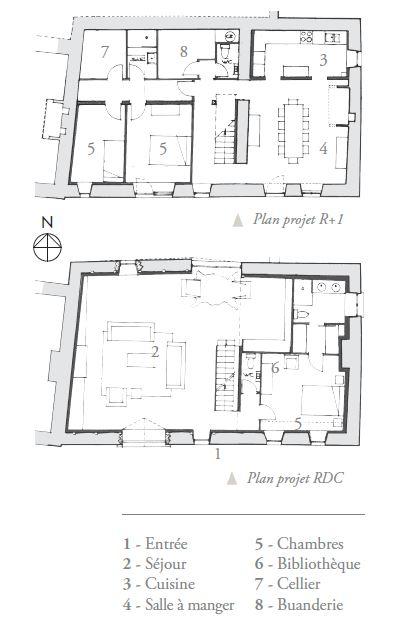 Plan Maison GO Souverand