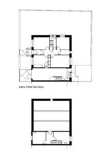 Etat des lieux de la maison avant travaux