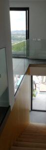 Escalier depuis l'étage